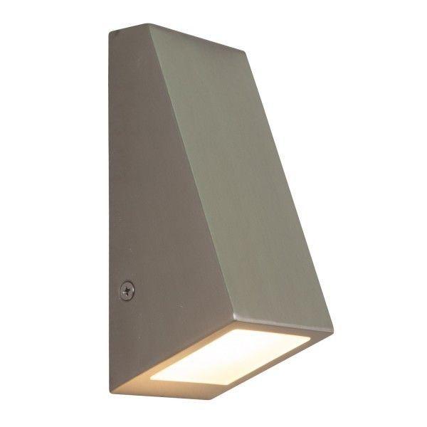 edelstahl wandlampe aussenleuchte bt1040e wandleuchte aussenlampe leuchte in garten terrasse. Black Bedroom Furniture Sets. Home Design Ideas