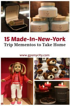 What to buy in New York City? Follow this NYC souvenir guide to find the most authentic Big Apple products to take home.