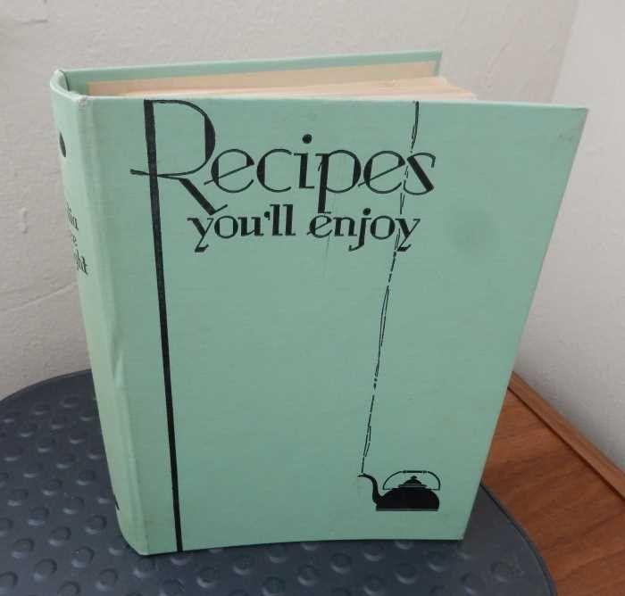 1930s Recipes You'll Enjoy Julia Lee Wright Cookbook Safeway by gypsytejas on Etsy