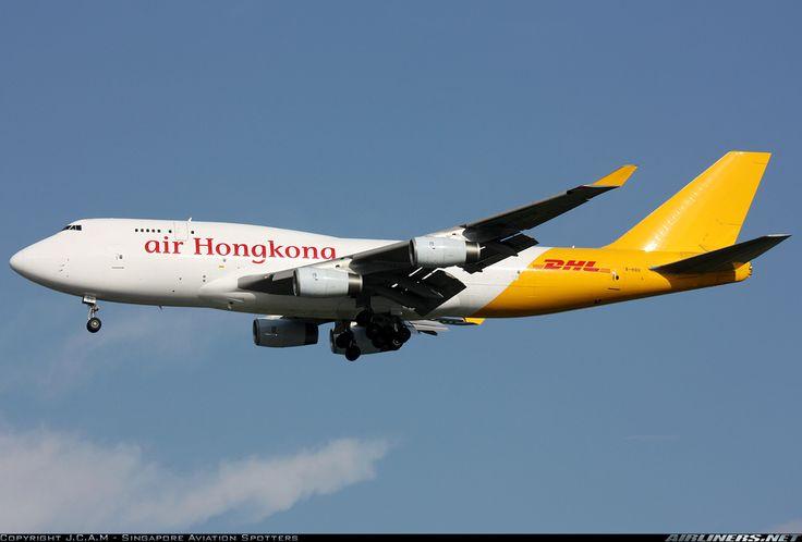 Boeing 747-467(BCF) - Air Hong Kong (DHL)   Aviation Photo #1987055   Airliners.net