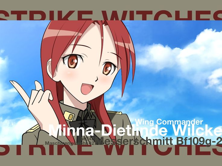 strike witches  for desktop hd 1600x1200