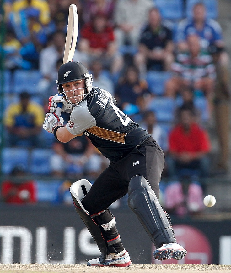 Brendan McCullen - Black Caps wicket keeper