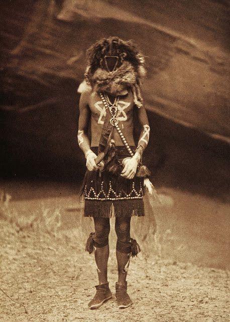 nativi americani mascherati 12