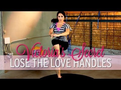 """Subscribe: http://www.youtube.com/subscription_center?add_user=xfitdaily Happy Valentine's Day! Today on XHIT we are featuring the third edition of our """"Angel"""" series. Wanna learn how to lose fat around your love handles? Well, you're in luck, and just in time to show off for your special someone! Follow along as fitness trainer Kelsey Lee take..."""