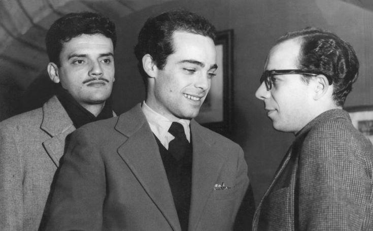 Walmor Chagas, Rubens de Falco e Ítalo Rossi.