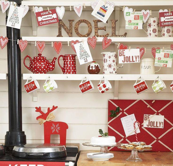 17 mejores imágenes sobre displaying christmas cards en pinterest ...