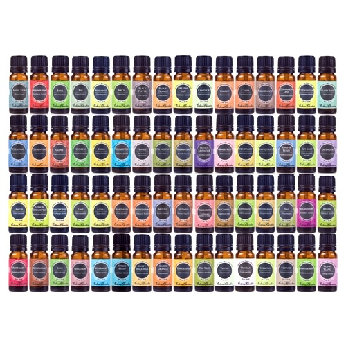 Win This Supreme 64 Bottle Essential Oil Collection From Eden's Garden
