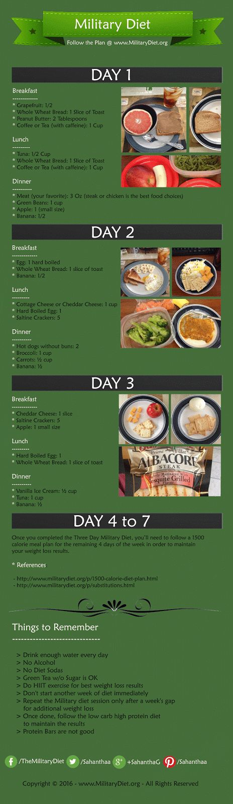 Military-Diet-Infographic.png 464×1,600 pixels More