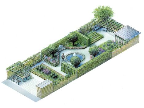 126 best Hausbau images on Pinterest Home ideas, Arquitetura and - küche mit dachschräge planen