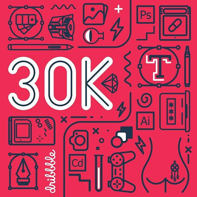 30K Thank you all for support,  New giveaway coming soon!..😊 ________________________________________________ #design #illustration #logotype #30k #dribbble #soni #tattoos #tattoo #vector #simplycooldesign #minimal #tattoo❤ ️ #gdblog #visforvector #sticker #pirategraphic #graphicroozane #marker #gameboy #inspiration #minimalist #font #pencil #pen #vector #drawingtools #transformers #markerdrawing #vector ️ #stickerlinemurah @logoinspirations @logothorns @graphicdesignblg @gfx.mob…
