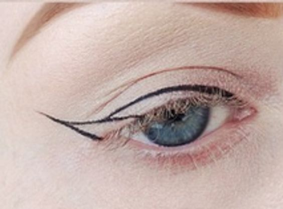 How To Do Winged Eyeliner: