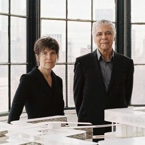 """The High Line is a """"pulling-back from architecture""""  say Diller and Scofidio"""