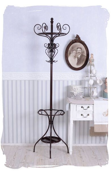 die besten 25 garderobe shabby chic ideen auf pinterest grauer star bild schwarz wei machen. Black Bedroom Furniture Sets. Home Design Ideas