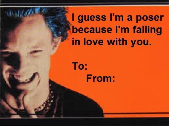 SLC Punk Valentine