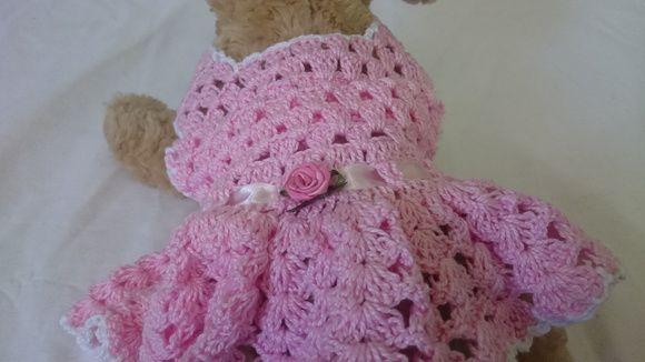 Roupa de bebê Coleção de Tudo em croche (@30148d) | Elo7