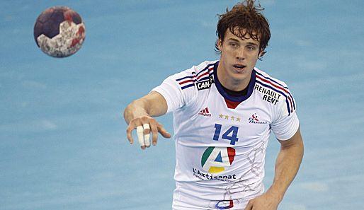 Handball kentin mahe love hsv france