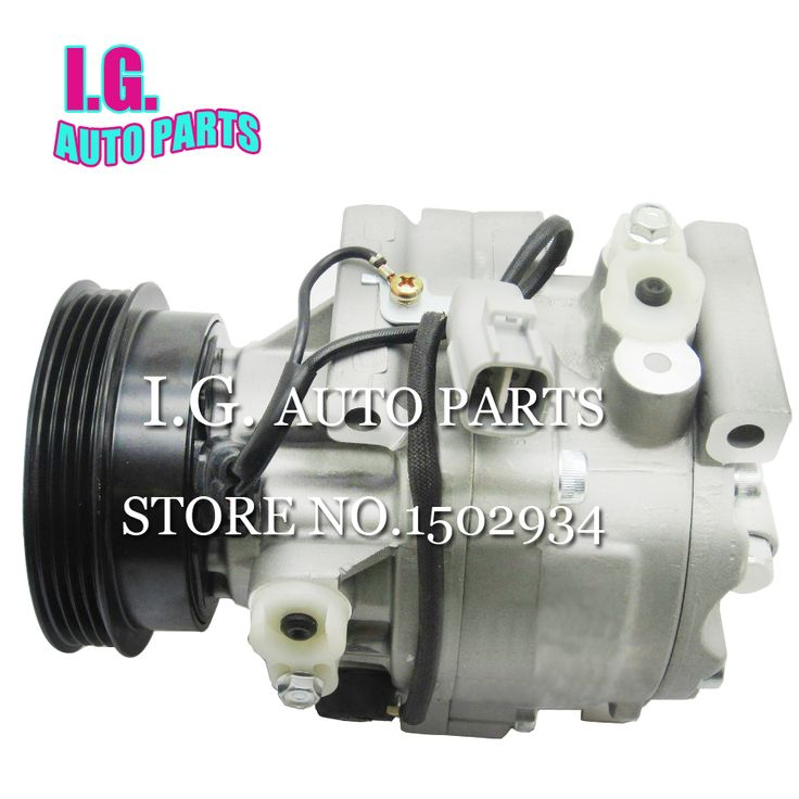 SC08C auto ac compressor for car Toyota Paseo / Tercel ac compressor with clutch pv4 12v 1996-2000 88310-16601 8831016601