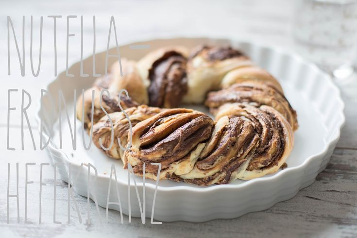 Hefezopf Nutella Erdnussbutter Snickers