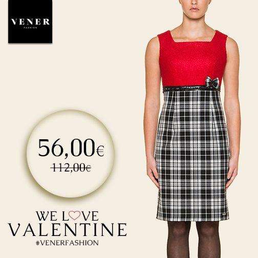 A dedicated VENER RED for this week...
