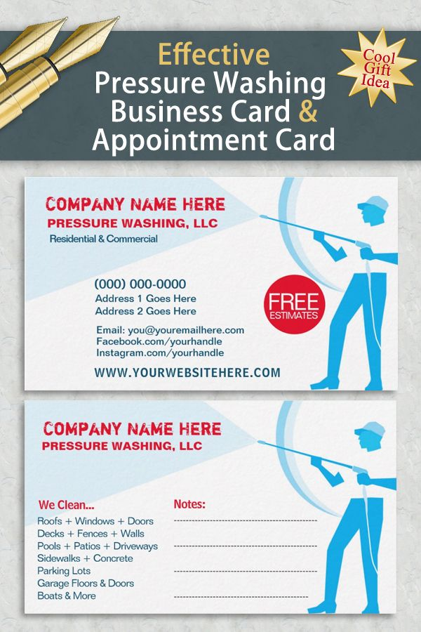 Pressure Washing Cleaning Business Card Template Zazzle Com In 2021 Pressure Washing Business Cleaning Business Cards Pressure Washing
