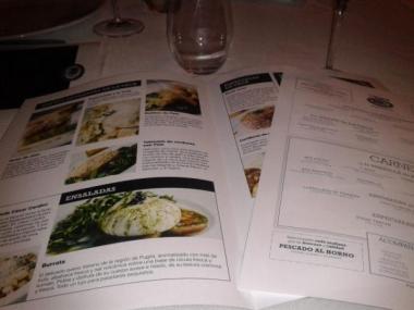 Segundo encuentro bloggers en La Vaca Argentina de Las Cortes. Presentación de nuestra nueva carta.