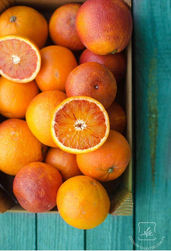 Ekologiczne pomarańcze prosto z Sycylii :-) - Ziołowy Zakątek