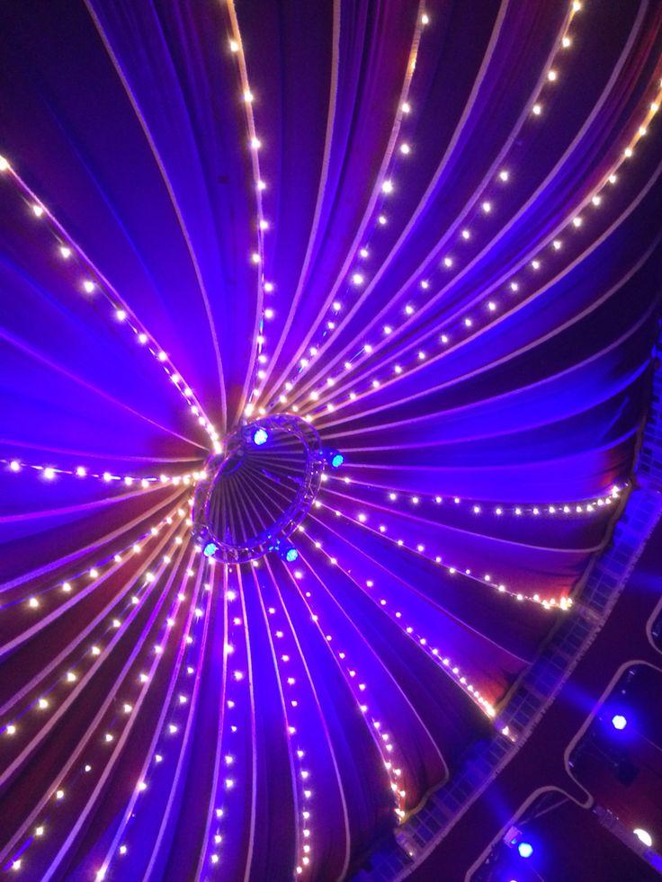 Carpa de teatro y circo
