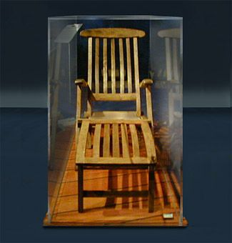 Titanic Deck Chair Plans - WoodWorking Projects & Plans
