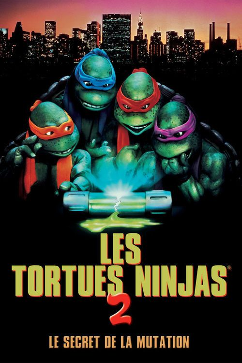 Watch Teenage Mutant Ninja Turtles II: The Secret of the Ooze 1991 Full Movie Online Free