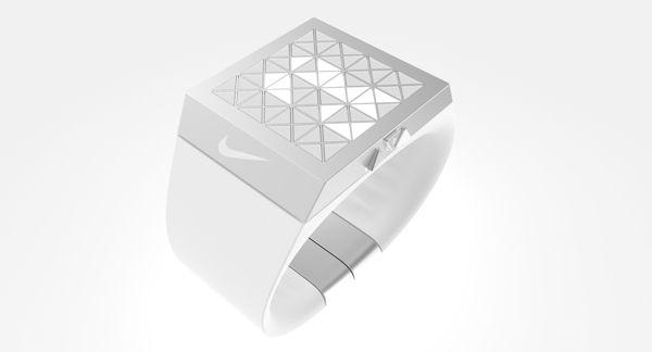 Nike concept watch by Yuri Movshovich, via Behance