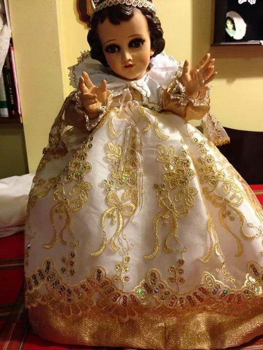 Oraciones Milagrosas De Dios Imagenes De Niño Dios Vestidos