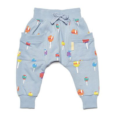 Lollipops Harem Sweatpants by Boys and Girls - Junior Edition www.junioredition.com