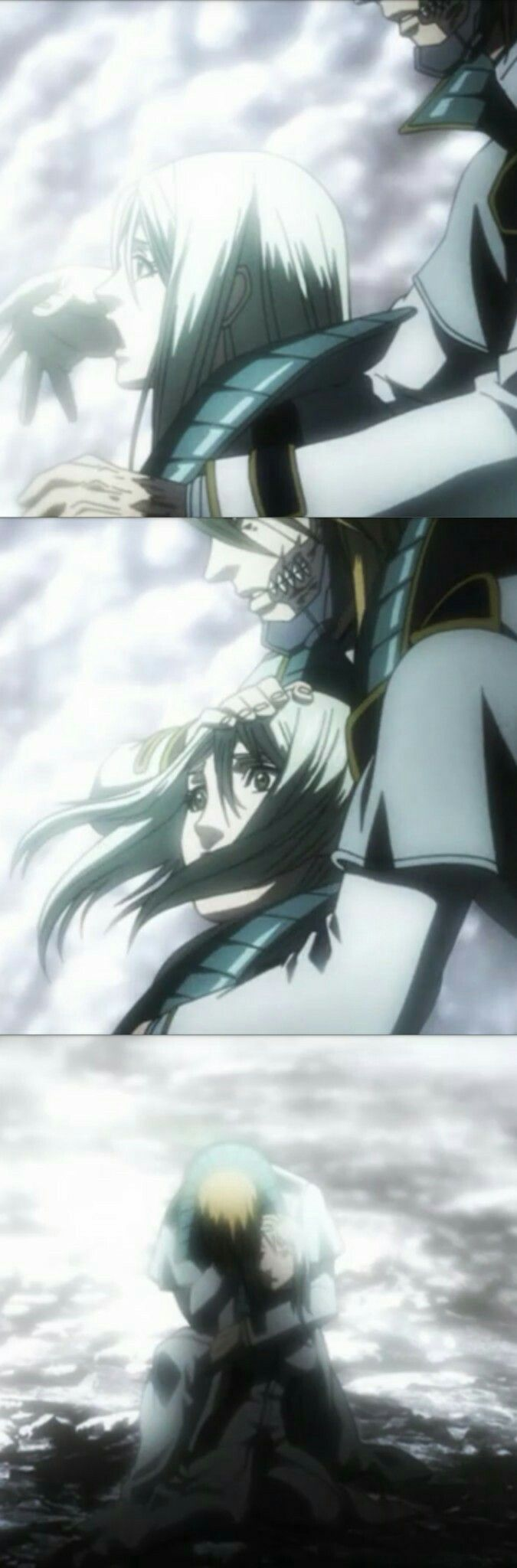 Adolf and Eva ❤  Terra formars #anime #coupleanime
