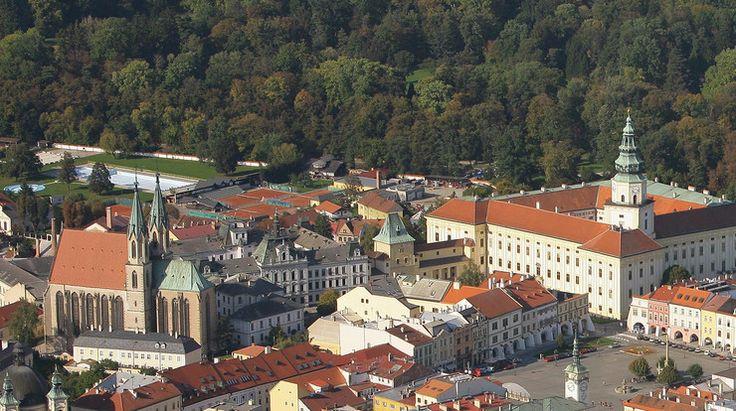 ČR, zámek Kroměříž
