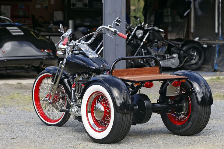 Uncle Bill S Trike My Style Wish I Owned Now Moto