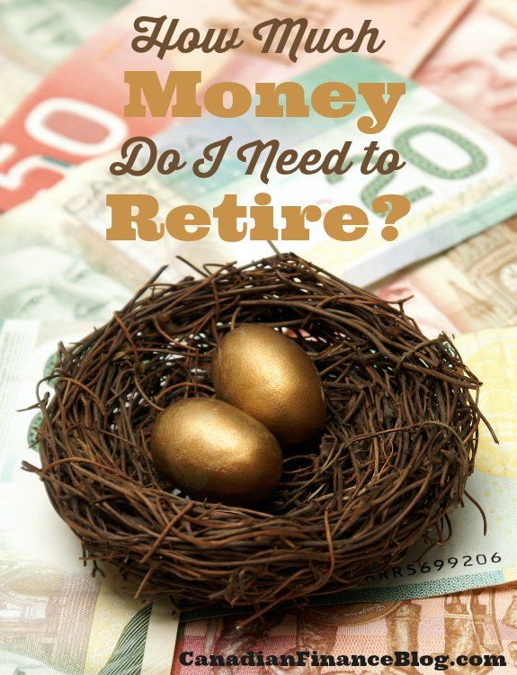 How Much Money Do I Need to Retire? - http://canadianfinanceblog.com/how-much-money-do-i-need-to-retire/