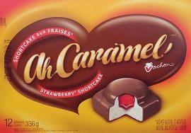 Ah Caramel | Strawberry Shortcake | Vachon Cakes | Canadianfavourites ships Worldwide