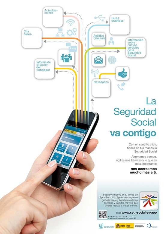 Apps seguridad social (España)