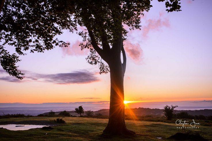 Breathtaking sunrise over the sea   landscape photography