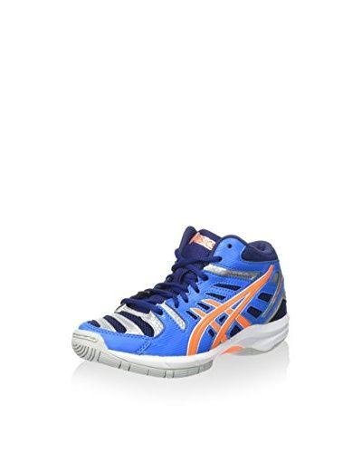Asics Scarpa Sportiva Gel-Beyond 4 Mt Gs  [Blu/Arancione/Blu Navy]