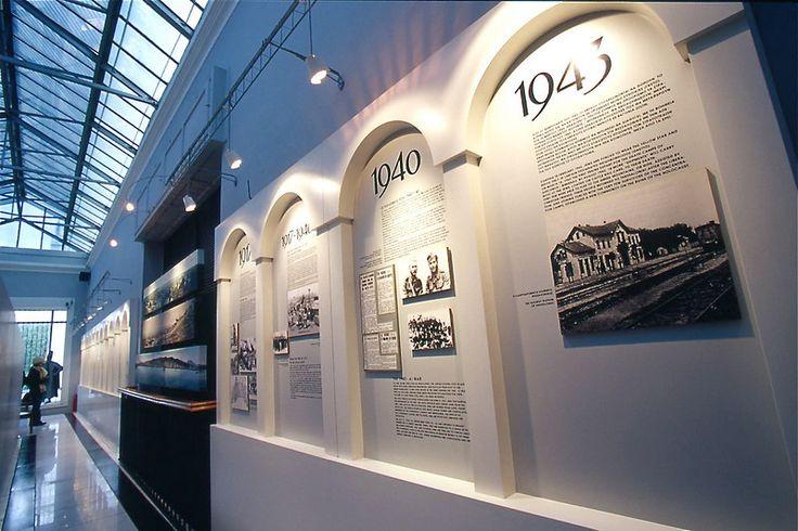 The Jewish museum of Thessaloniki, Greece.