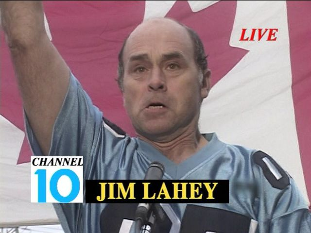 Jim lahey trailer park supervisor