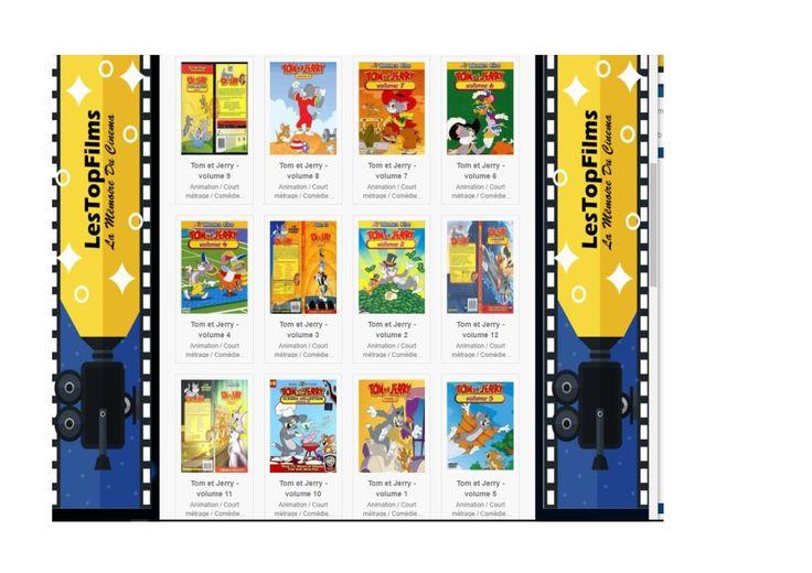 TOM ET JERRY COLLECTION  Téléchargez gratuitement + de 12 800 Films Différents En Français sur lestopfilms.com