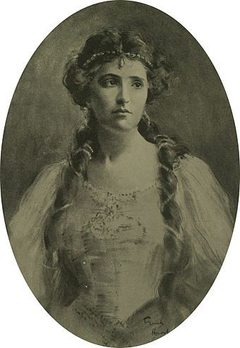 Dame Nellie Melba.  Born Helen Porter Mitchell adopted the professional name Melba to acknowledge her birthplace, Melbourne. She began to study singing seriously after her marriage failed