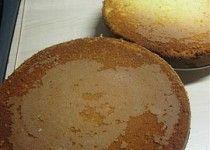 Máslový korpus na dort