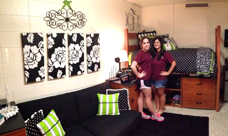 our college dorm room!