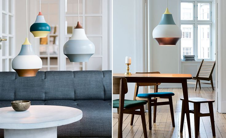 Cirque Pendant Lamp by Clara von Zweigbergk for Louis Poulsen