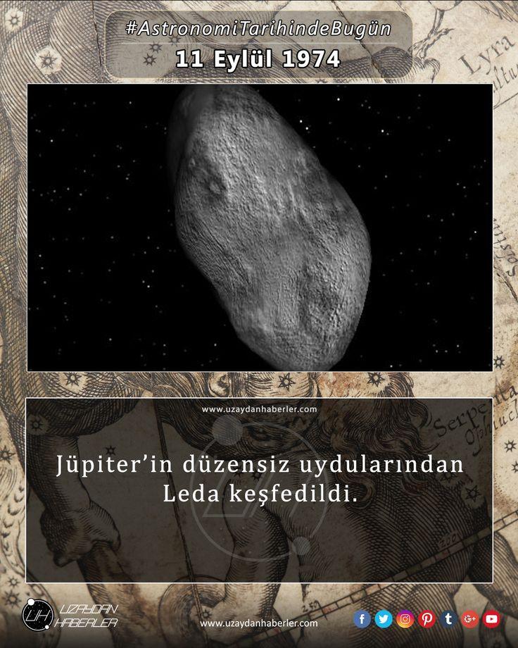 Astronomi Tarihinde Bugün 11 Eylül Detaylar için görsele tıklayınız