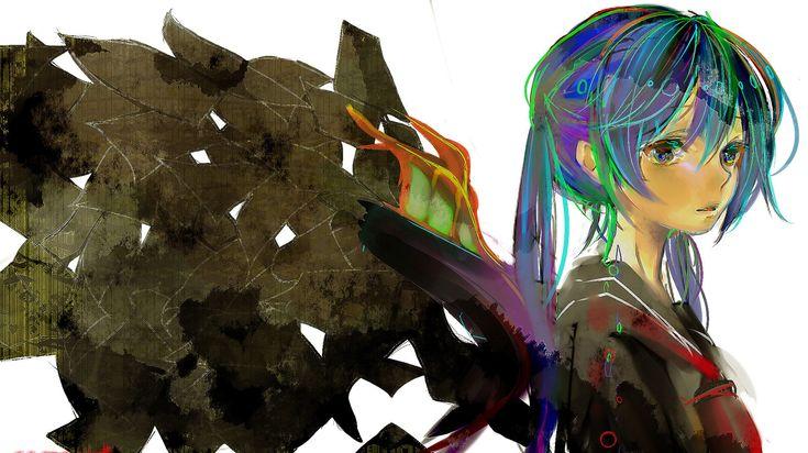 Picture for Desktop: vocaloid
