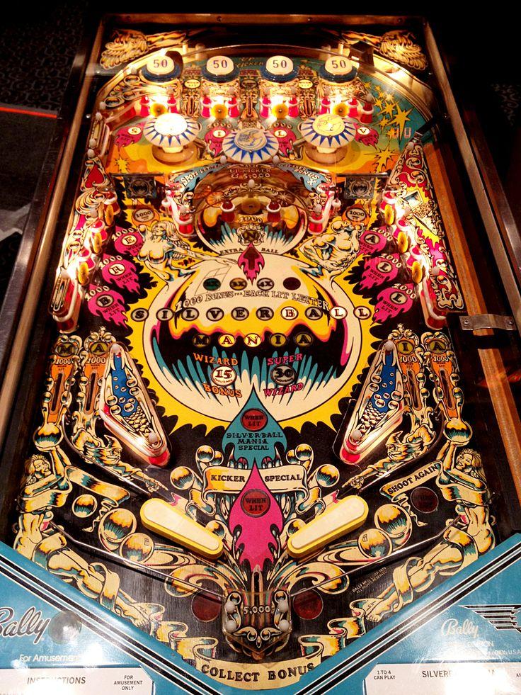 pinball machine repair pa